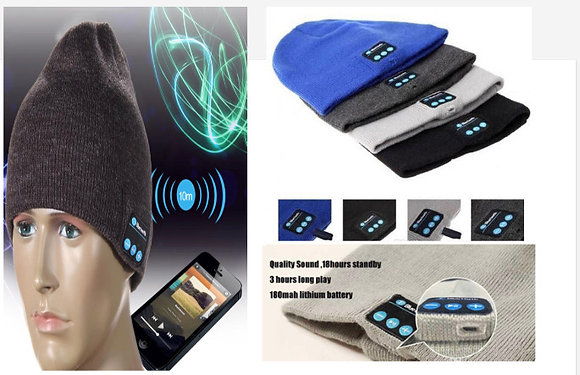 whoelsale bluetooth hats