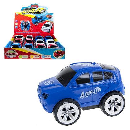 TOY SPORTS CAR, 12 UNITS PER DISPLAY, ASST COLORS