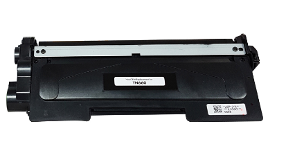 Brother TN660 Compatible Black Toner Cartridge High Yield