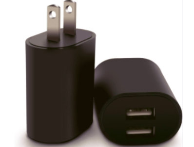 Double USB Wall Chargers UL Certified