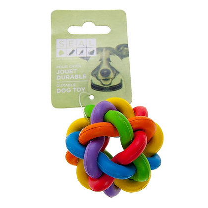 COLORED RUBBER TOY