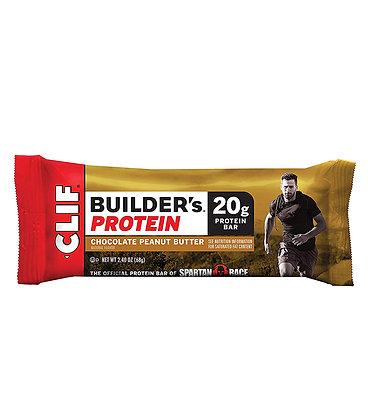 CLIF BUILDER'S CHOC PEANUT BUTTER 12X68 GR