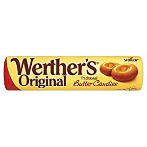 WERTHER'S ORIG 12X50 GR