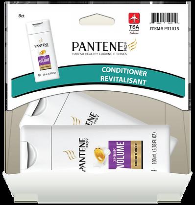 Pantene Sheer Volume Conditioner 100mL, 8ct Gravity Pack