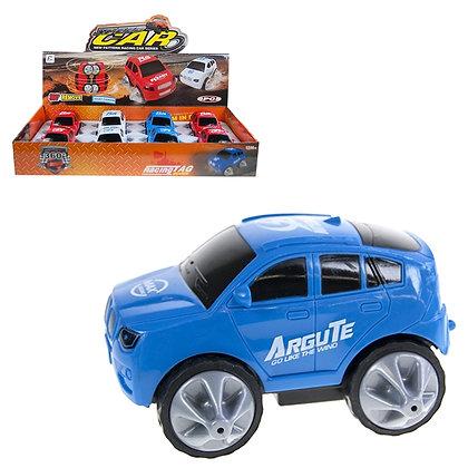TOY SPORTS CAR, 8 UNITS PER DISPLAY, ASST COLORS