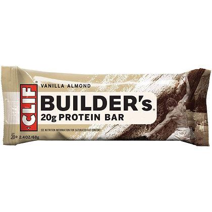CLIF BUILDER VANILLA ALMOND 12X68 GR