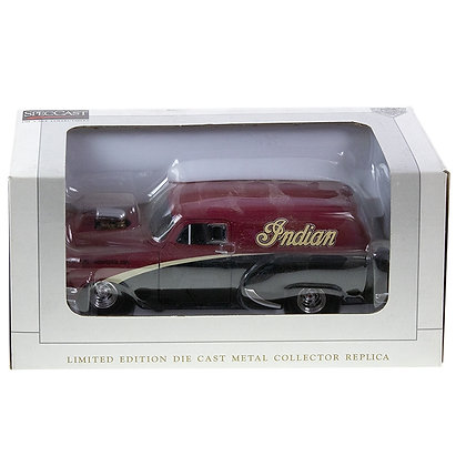SPECCAST 1:25 1957 CHEVY PICK UP TRUCK BLACK/GRAY COIN BANK