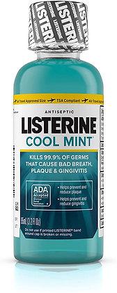 Listerine Cool Mint Antiseptic Mouthwash 95mL