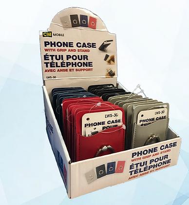 Wallet case w/Phone Ring Display