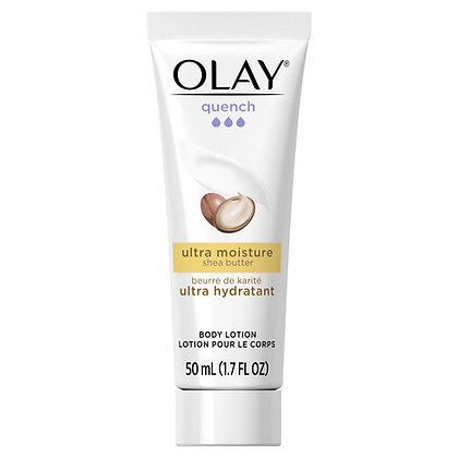 Olay Quench Ultra Moisture Shea Butter Body Lotion 50mL