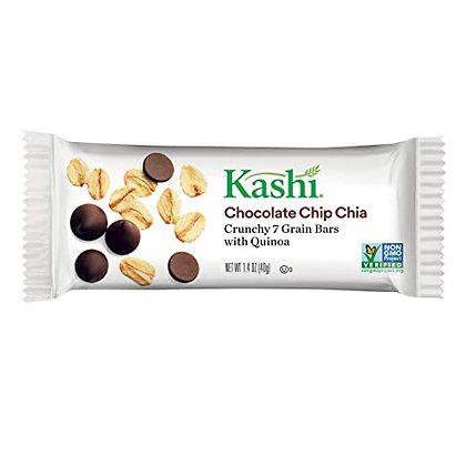 KASHI 7 GRAIN QUINOA CHOC CHIP 5X40 GR