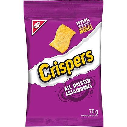 CRISPERS ALL DRESSED 12X70 GR