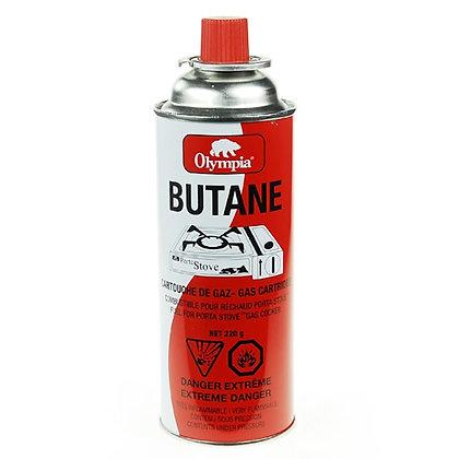 BPUTANE OLYMPIA 220G FOR PORTA STOVE / HEATER