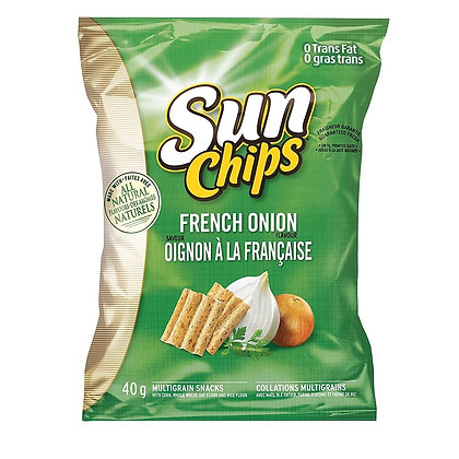 HOS SUN CHIP FRENCH ONION 40X40 GR