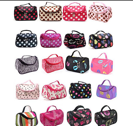 Cosmetic Bags / Sac Cosmetique