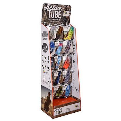 Active tube H&F display