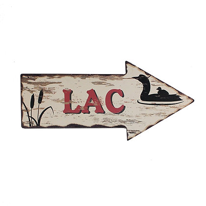 """OLYMPIA CUBS - SIGNAGE """"LAC """""""