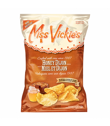HOS MS VICKIES HONEY DIJON 40X40 GR