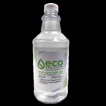 1L Hand Sanitizer Gel Refill