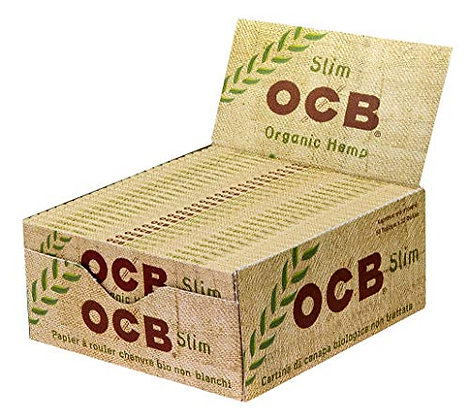 OCB ORG. ROLLLING PAPERS 50X50