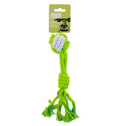 TOY ROPE, GREEN