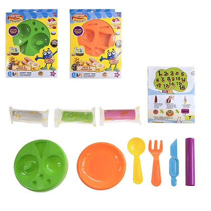 IPLAY - TOY DOUGH SET, 2 STYLES ASST