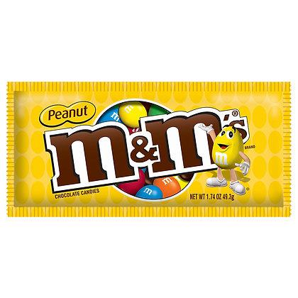 M & M PEANUT 24X49 GR