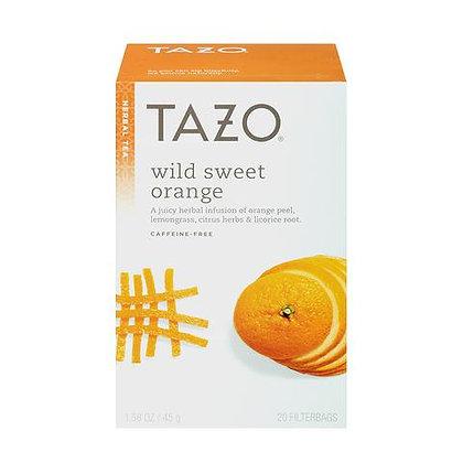 TAZO TEA WILD SWEET ORANGE 24 CT