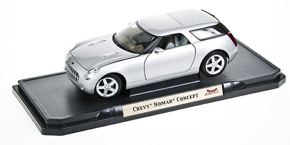 ROAD LEGEND - 1:18, CHEVY NOMAD CONCEPT, SILVER