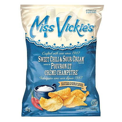 HOS MS VICKIES SWT CHILI & SOUR CRM 40X40 GR
