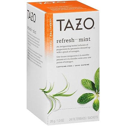 TAZO TEA REFRESH MINT 24 CT