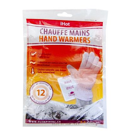 HAND WARMERS, 40 UNIT DISPLAY