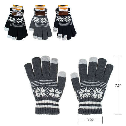 TOUCH SCREEN WINTER GLOVE