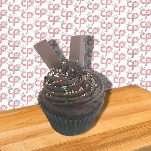 KitKat Cupcake