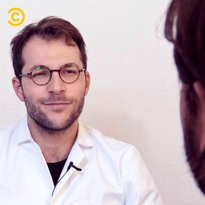Comedy Centrals' BN'ers in Behandeling