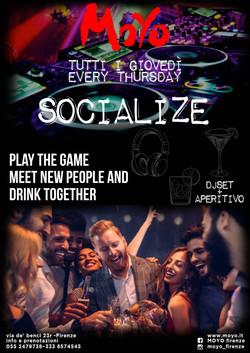 giovedi socialize