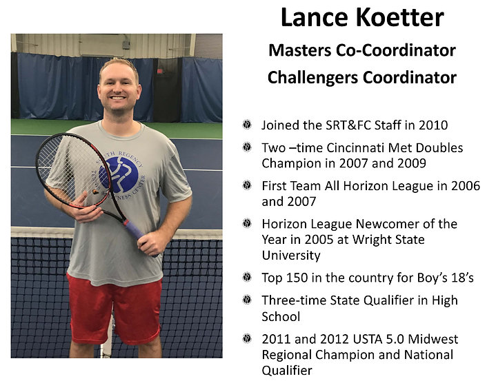 Lance Koetter -South Regency Staff