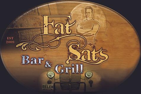 Fat Sat's Bar & Grill Logo2