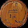 Fat Sats Bar and Grill Logo