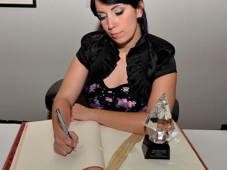 Alexandra Bastien remporte le Grand Prix