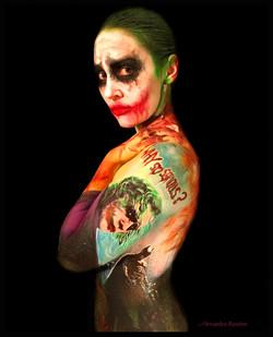 Joker by bastien