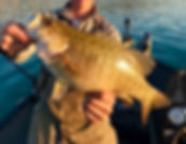 Glen Lake Fishing Guide: Cutler's Catch