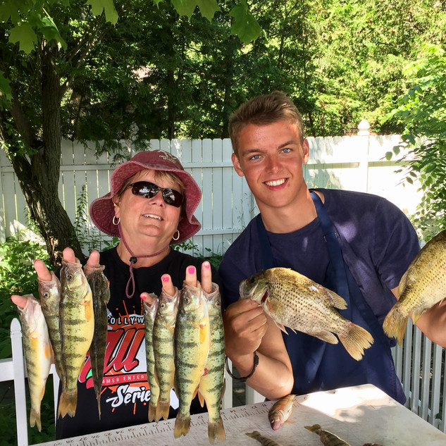 Glen Arbor Charters | Fishing with Cutler's Catch