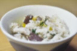 写真00土鍋で豚肉とさつまいもの炊き込みご飯.jpg