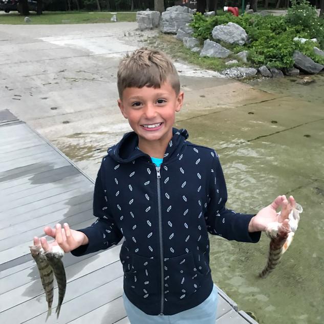 Youth Fishing Opportunities | Glen Arbor MI
