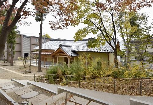 日吉大神社社務所