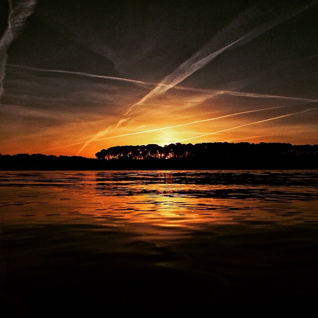 Instagram - #sunset