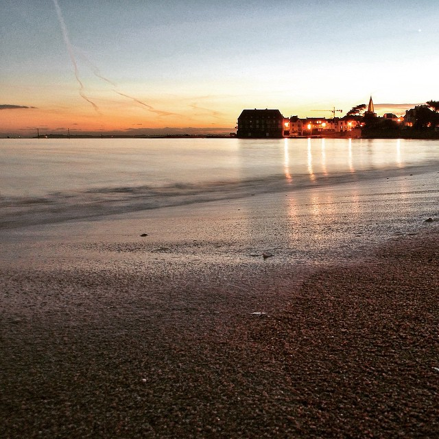 Instagram - Larmor plage #sunset #awesome #placestovisit #sailing #lorient