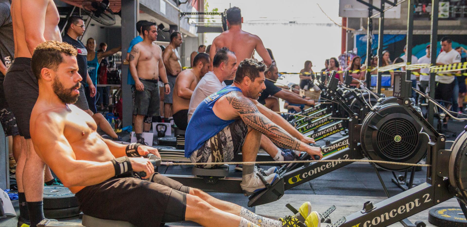 Maratona de remo