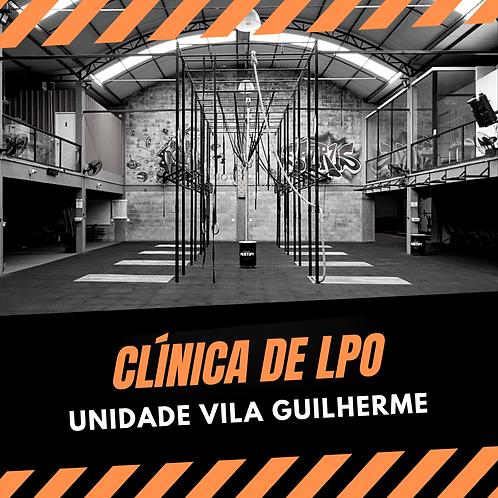 Clínica de LPO - unidade Vila Guilherme
